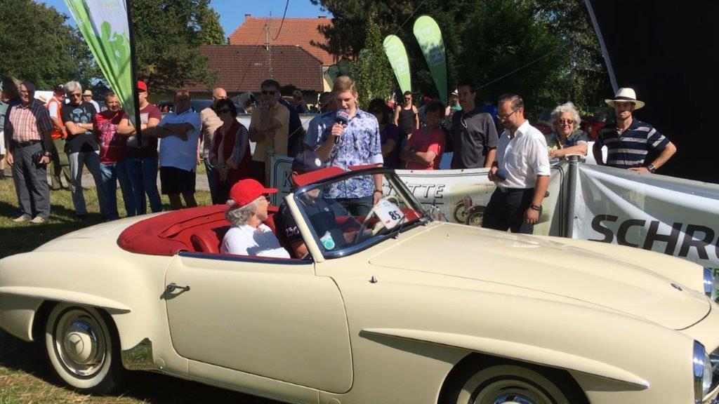 Landl-Rallye   Oldtimer Classics Meggenhofen